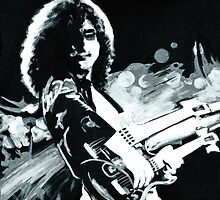Jimmy Page. Led Zeppelin IV Remastered  by ArtspaceTF