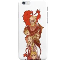 lannister bookmark (well it was a bookmark but i guess you can make it whatever you want) iPhone Case/Skin
