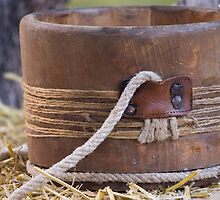 old wooden container by spetenfia