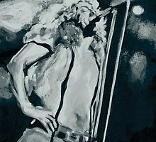 Robert Plant. Led Zeppelin IV Remastered  by ArtspaceTF
