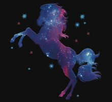 Space Horse, Universe, Kosmos, Galaxy, Star Kids Clothes