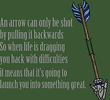 Arrows by ilikemooses