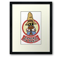 Cookies Are Magic! Framed Print
