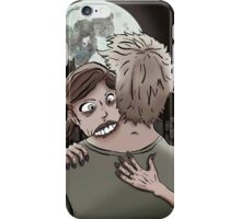 Hugs & Kisses - Gloomy iPhone Case/Skin
