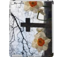 Easter Daffodills iPad Case/Skin