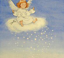 Angel  by MariSkullerud