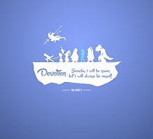 Devotion - Garnet by moombax