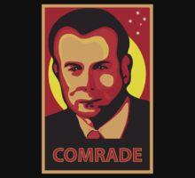 Gough Whitlam - Comrade by xculture
