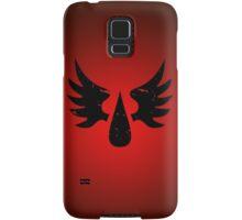 Blood Angels - Sigil - Black - Warhammer Samsung Galaxy Case/Skin
