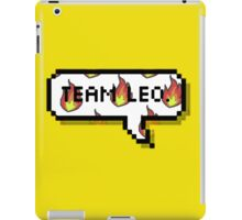 Team Leo.  iPad Case/Skin
