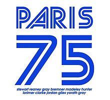 LEEDS UNITED PARIS 75 EUROPEAN CUP FINAL by RighteousBear