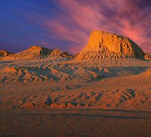 Colours of Mungo by David  Hibberd
