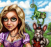 Wonderland by jamesaolley
