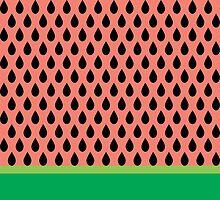 Watermelon by ArtfulDoodler