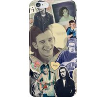 The 1975- Matty Healy collage iPhone Case/Skin