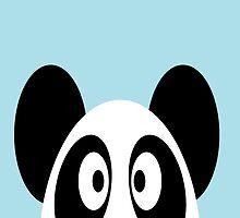 Panda by ArtfulDoodler