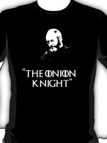Game of Thrones - Davos: The Onion Knight T-Shirt