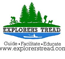 Explorer's Tread Logo by Explorer's  Tread
