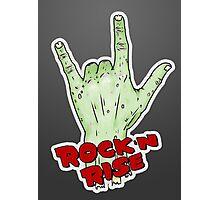 Rock'n'Rise SC Photographic Print
