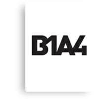 B1A4 Canvas Print