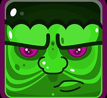 The Big Mean Green by strangethingsA