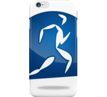 active-running-people iPhone Case/Skin