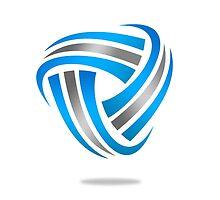 circle-abstract-logo by mydigitall