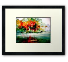 The Summer Knows... Framed Print