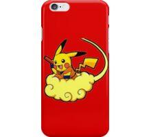 Pikachu is Flying iPhone Case/Skin