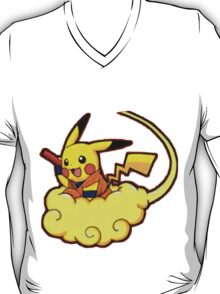 Pikachu is Flying T-Shirt