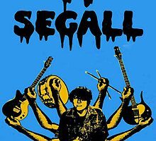 Ty Segall - One Man Band by terrortides