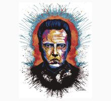Christopher Walken by ericsokoloff