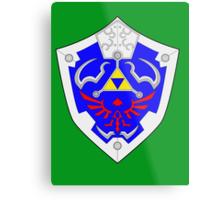 Zelda Hyrule Shield  Metal Print