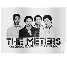 The Meters - Original Gangsters Of Funk Poster