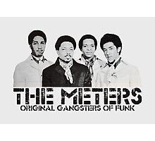 The Meters - Original Gangsters Of Funk Photographic Print