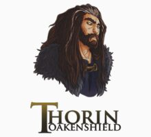 Thorin Oakenshield of the Hobbits by cinematography
