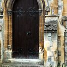 Church Door, Windsor, England by fotosic