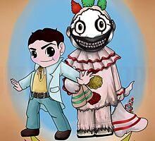American Horror Story Freakshow - BFF by redhotline