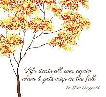 F. Scott Fitzgerald by VieiraGirl