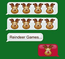 Reindeer Games by fishbiscuit