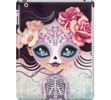 Camila Huesitos - Sugar Skull iPad Case/Skin