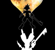 Kingdom Hearts - Sora's Shadow by Peter082790