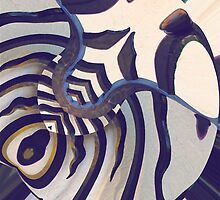 Zebrah Dreams by Elisabeth and Barry King™ by BE2gether