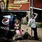 Uganda: Highway Takeaway by Ted Byrne