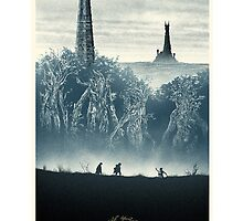 Lord of the Rings case by cinematography