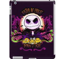 Master of Fright iPad Case/Skin