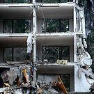25.10.2014: Block of Flats under Demolition II by Petri Volanen