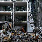 25.10.2014: Block of Flats under Demolition III by Petri Volanen