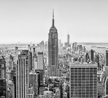 Empire State Building (2014) by Andy Parker