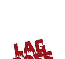 Video Games Lag by Alan Craker